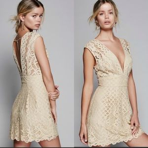 Free People One Million Lovers Dress✨